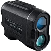 Nikon Monarch 3000 Stabilized Laser Rangefinder (Black)