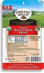 Organic Valley, Organic Roast Sliced Turkey Breast