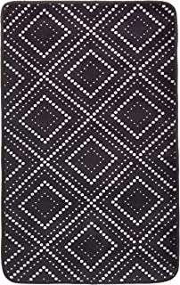 AmazonBasics - Alfombra de espuma con estampado, diseño de línea de puntos (60x100cm)