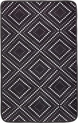 Amazon Basics - Alfombra de espuma con estampado, diseño de línea de puntos (60x100cm)
