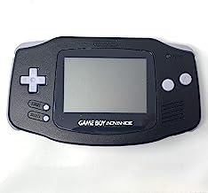 Game Boy Advance Console Black Edition (Renewed)