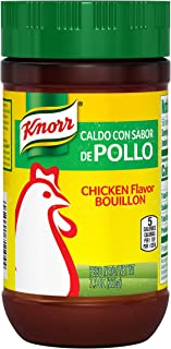 Knorr Granulated Bouillon, Chicken, 7.9 Ounce (Pack of 1)