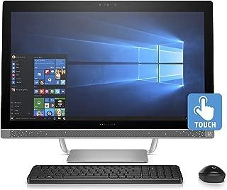 HP Pavilion 27-a030 27-Inch All-In-One Desktop (Intel Core i5, 12 GB RAM, 1 TB HD) (Renewed)