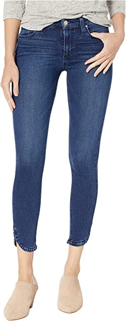 Icon Ankle Dolphin Hem Jeans in Julie