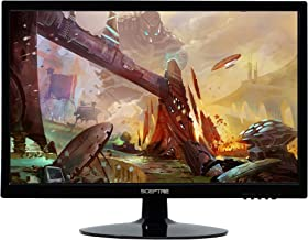 Sceptre 8A Series 22-Inch Screen Full HD LED-Lit Monitor, HDMI DVI VGA True Black (E225W-19208A), 2017