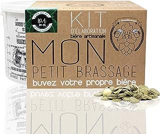 Mon Petit Brassage - Kit Brassage Bière IPA - India Pale Ale - Mode d'Emploi FR/EN - Bière artisanale pour brasser à la ma...