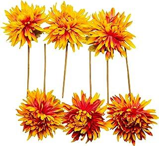 CraftMore Chrysanthemum Pick, Set of 6
