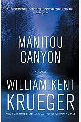 Manitou Canyon: A Novel (Cork O'Connor Mystery Series Book 15) Kindle Edition