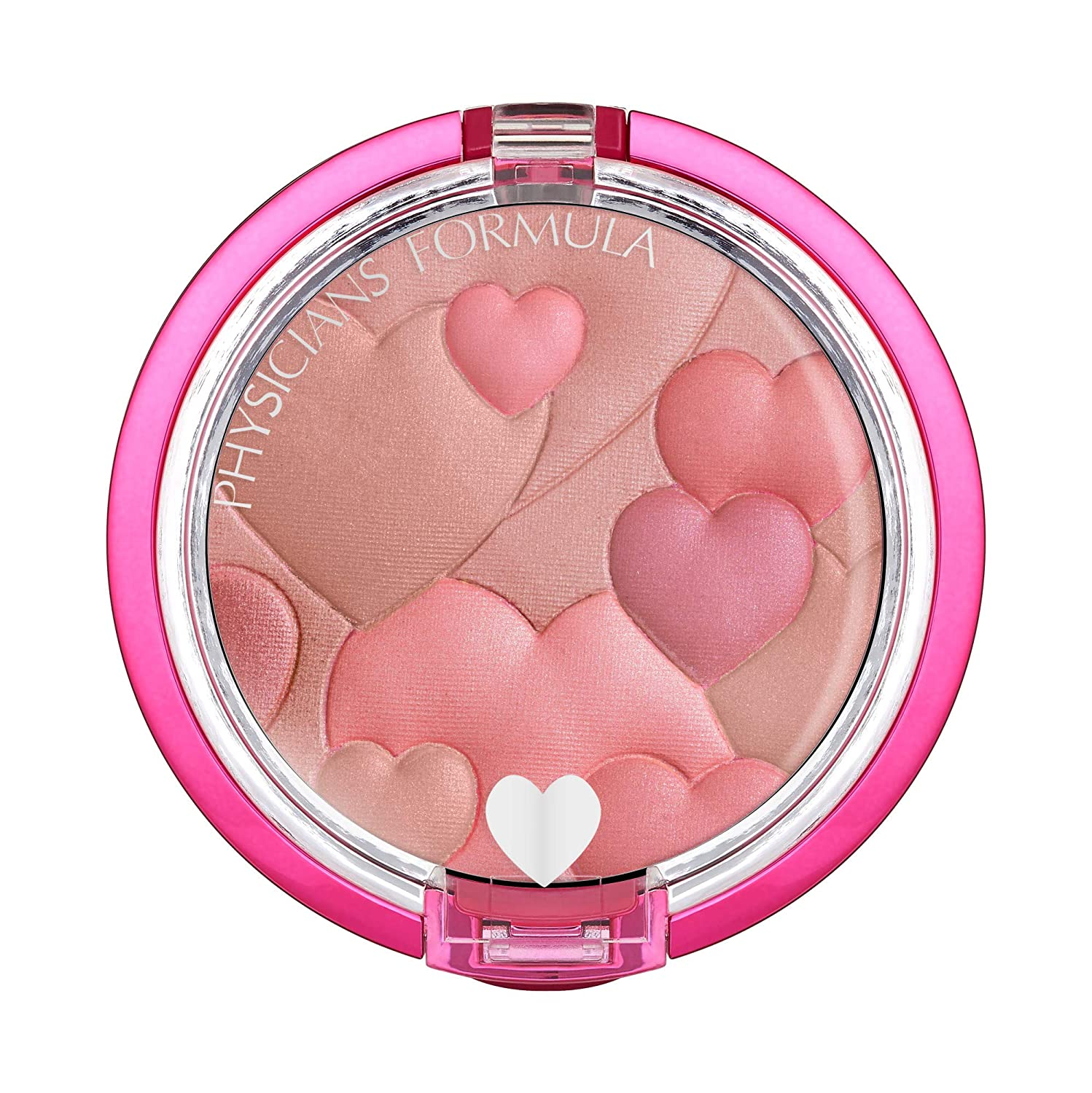 Physicians Formula Happy Booster Glow and Mood Boosting Blush, Natural, 0.24 oz. : Face Blushes : Beauty & Personal Care