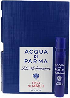 Blu Mediterraneo Fico Di Amalfi by Acqua Di Parma Vial (sample) .04 oz