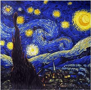 Famous mondo dipinto Van Gogh Monet MUNCH ART Divertente Novità Calzini uomo//donna