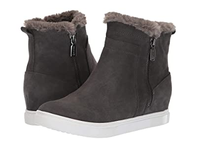 Blondo Glade Waterproof (Dark Grey Suede) Women