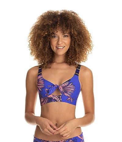 Maaji Carnival Funfair Bralette Top (Blue) Women