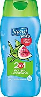 Suave Kids 2 in 1 Shampoo and Conditioner, Wild Watermelon 12 oz