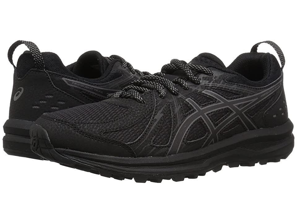 ASICS Frequent Trail (Black/Carbon) Women