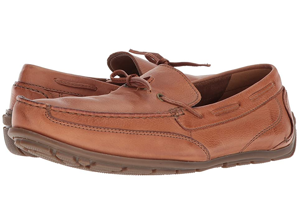 Clarks Benero Edge (Tan Leather) Men