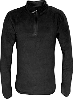 Men's 0.61 tog Microfleece Thermal Base Layer Long Sleeve Top