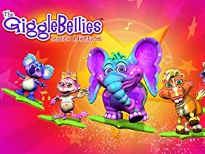 The GiggleBellies: Top Children's Nursery Rhymes - Songs for Kids