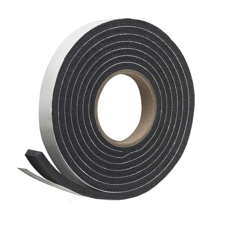 Frost King R930H Sponge Rubber Foam Tape 9/16-Inch, Black : Amazon.in: Home  Improvement