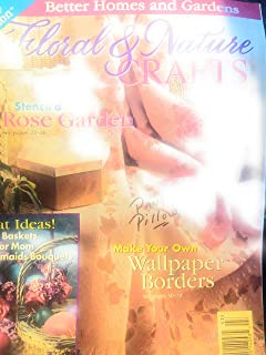 Floral & Nature Crafts (March 1998, Issue 24)