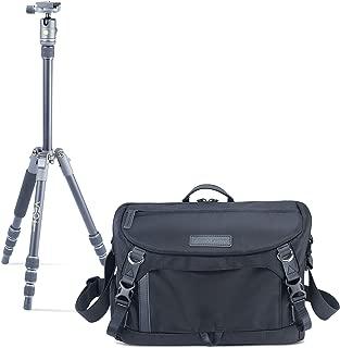 mefoto roadtrip aluminum travel tripod kit
