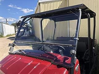 kawasaki 4010 windshield