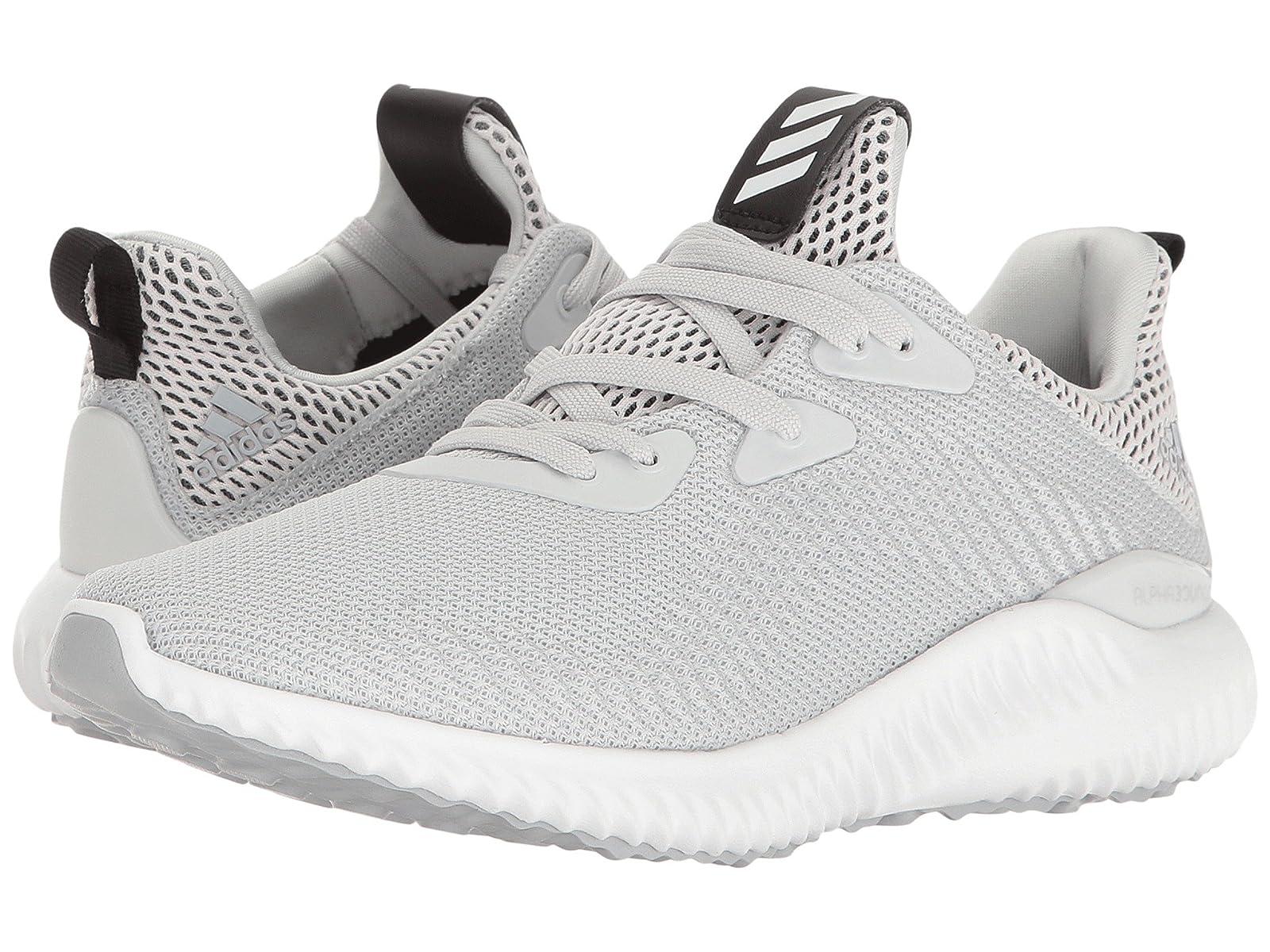 adidas Kids Alphabounce (Big Kid)Stylish and characteristic shoes