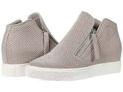 Steve Madden Click Wedge Sneaker (Taupe) Women