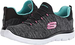 03890ff3cd4 Women s SKECHERS Black Shoes + FREE SHIPPING