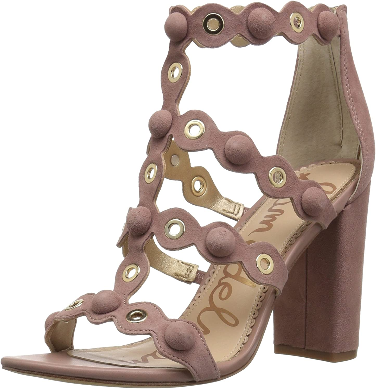 Sam Edelman Woherren Yuli Heeled Sandal, Dusty Rosa, 8.5 Medium US  | Abrechnungspreis