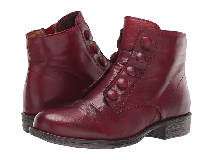 Miz Mooz  Louise (Red) Womens  Boots