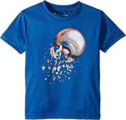 Under Armour Kids - Baseball Explosion Short Sleeve Tee (Toddler)