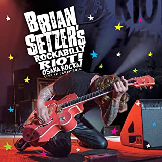 Rockabilly Riot: Osaka Rocka / Live in Japan 2016 [Blu-ray]