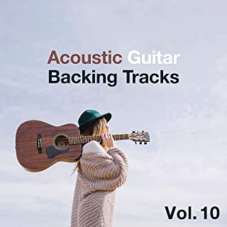 Acoustic Guitar Backing Tracks, Vol. 10