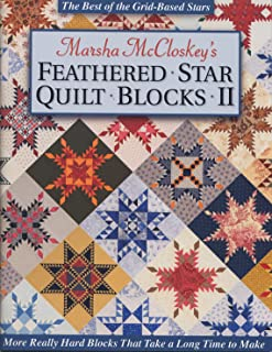 Feathered Star Quilt Blocks II
