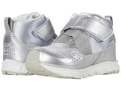 Tsukihoshi Kids Tokyo (Toddler/Little Kid) (Silver/Silver) Girls Shoes