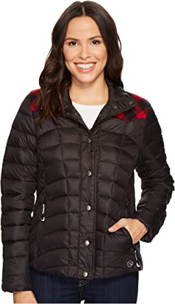 Roper - 1411 Quilted Down Coat