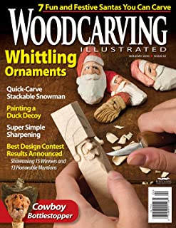 Woodcarving Illustrated (Holiday 2010) Issue 53