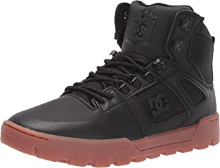 DC Men's Pure High-top Wr Boot Snow