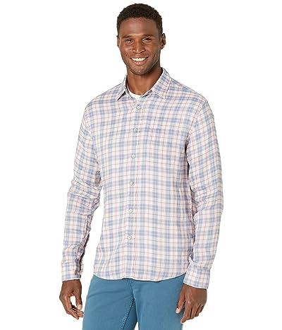 Faherty Linen Blend Shirt