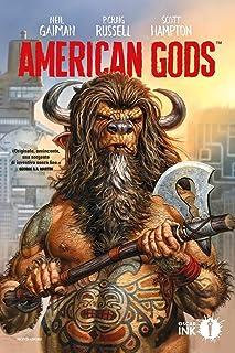American Gods: 1 Comic book (Oscar Ink): Vol. 1