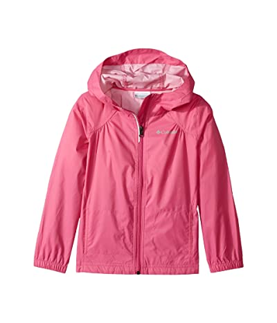 Columbia Kids Switchbacktm Rain Jacket (Little Kids/Big Kids) (Pink Ice) Girl