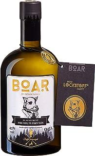 Boar Blackforest Premium Dry Gin / Gin des Jahres ISW2019 / höchstprämierter Gin der Welt / Kleine Schwarzwälder Familienbrennerei seit 1844 / Wacholder-, Lavendel- & Zitrustöne