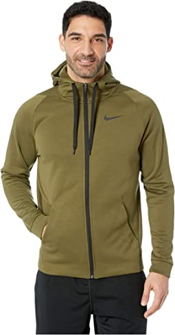 Dri-FIT Therma Men's Full-Zip Training Hoodie