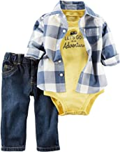 Carter's Baby Boys' 3 Pc Sets 127g396
