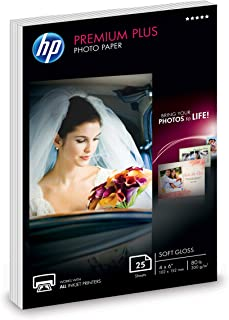 HP Photo Paper | Semi-Glossy | 4x6 | 25 Sheets