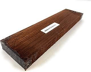 rosewood guitar blank