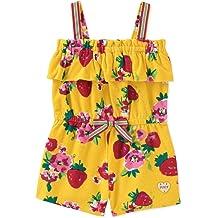 cc3efb23a24 Toddler Girls Overalls in Denim
