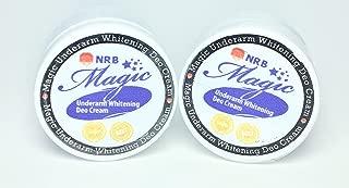 Magic Underarm Whitening Deo-Cream 30 Grams - Pack of Two