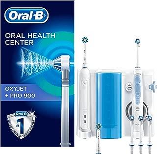 Oral-B Pro 900 + Oxyjet Irrigador Estación de Cuidado Bucal